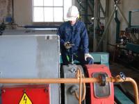 Экспертиза насосного агрегата методом вибродиагностики