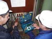 Замеры параметров электроустановок